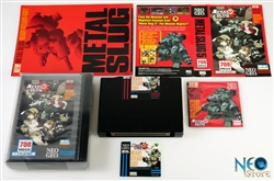 Metal Slug 5 classic English AES