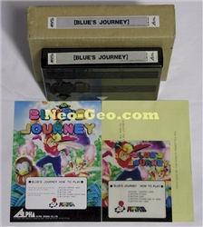 Blue's Journey MVS kit