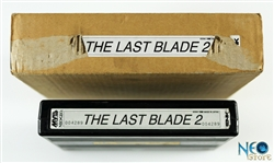 The Last Blade 2 MVS kit (box + cart only)