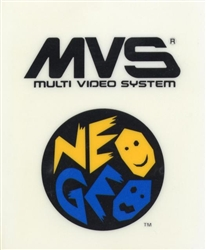 Neo-Geo MVS placeholder (universal) mini marquee