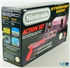 Nintendo NES console (Mattel version PAL system) complete/boxed action set