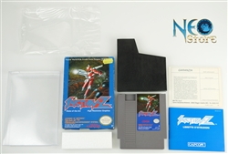 SECTION-Z™ Nintendo (NES-GP), Made in Japan.