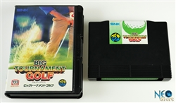 Big Tournament Golf Japanese AES (unofficial conversion)