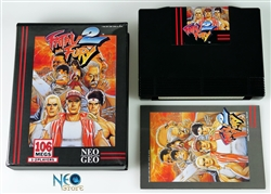 Fatal Fury 2 English AES (Euro)