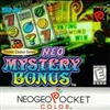 Neo Mystery Bonus (carton box) English Neo-Geo Pocket Color NGPC