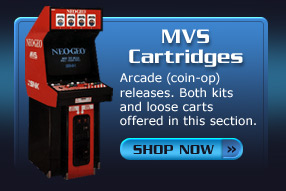 MVS Cartridges