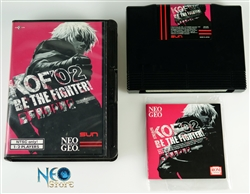 The King of Fighters 2002 English AES