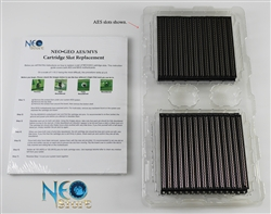 AES cartridge slot replacement kit for Neo-Geo home system