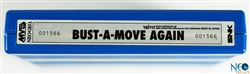Bust-A-Move Again English MVS cartridge (holographic)