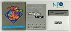 Mr. Do!'s Castle™ 1984 COMMODORE 64™/ATARI® Computer Disk