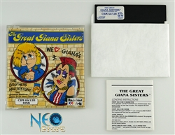 The Great Giana Sisters™ 1987 C64/128