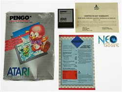 PENGO™, 8-bit computer cartridge, 1983 Atari, Inc.