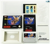 ACTRAISER™ 2 Super Nintendo (SNES), Made in Japan, version PAL.