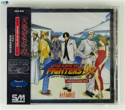 The King of Fighters '98 OST music soundtrack