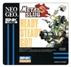 Metal Slug 5 classic cartridge sticker