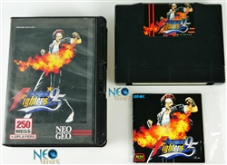 The King of Fighters '95 English AES