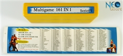 Multigame 161-in-1 English MVS cartridge
