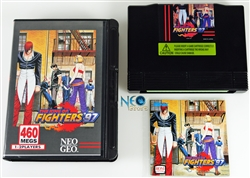 The King of Fighters '97 English AES