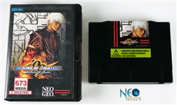The King of Fighters '99 English AES