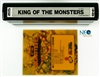 King of the Monsters English MVS cartridge