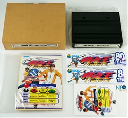 Super Sidekicks 4: The Ultimate 11 Japanese MVS kit