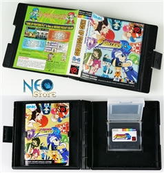 King of Fighters R-2 English Neo-Geo Pocket Color NGPC