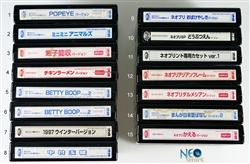 NEO PRINT Japanese cartridge for arcade photo booth