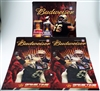 Budweiser NFL acrylic posters from 2005