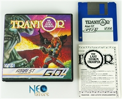 Trantor the Last Stormtrooper (1987) by Probe Software Ltd. for Atari ST