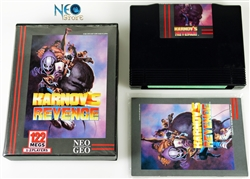 Karnov's Revenge English AES