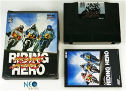 Riding Hero English AES