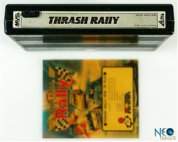 Thrash Rally English MVS cartridge