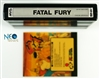 Fatal Fury English MVS cartridge