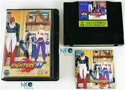 The King of Fighters '97 Japanese AES