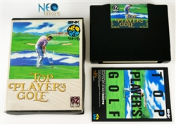 Top Player's Golf Japanese AES