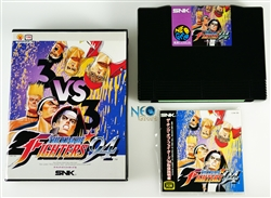 The King of Fighters '94 Japanese AES