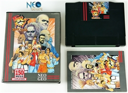 Fatal Fury Special English AES