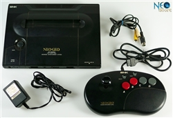 English USA Neo-Geo AES console system