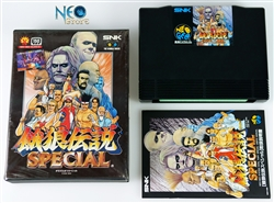 Fatal Fury Special Japanese AES