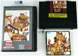 Metal Slug X English AES