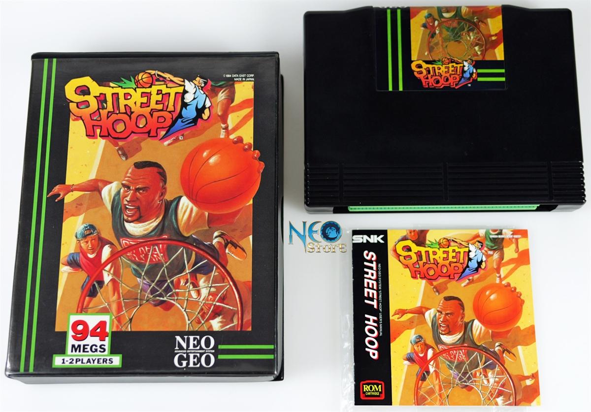 Pensez vous que la Neo Geo 50 hz est une console rare et collector ? - Page 2 507-2