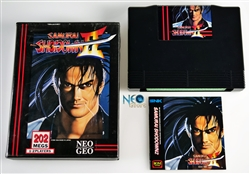 Samurai Shodown II English AES (Dog-Tag)