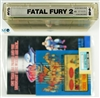 Fatal Fury 2 English MVS cartridge