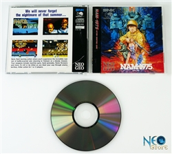 NAM-1975 English Neo-Geo CD