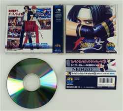 King of Fighters '95 Japanese Neo-Geo CD