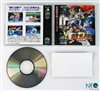 Savage Reign Japanese Neo-Geo CD
