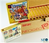 SNK vs. Capcom (Capcom version): Card Fighter's Clash (carton box) Japanese Neo-Geo Pocket Color NGPC