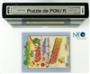 Puzzle de PON! R English MVS cartridge