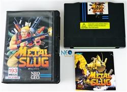 Metal Slug English AES